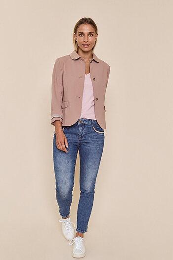 Mos Mosh - Naomi Row Jeans Blue Regular