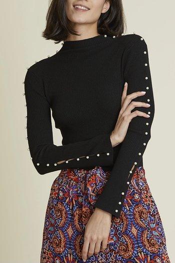 René Derhy - Petite Pull  Black