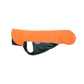 Pomppa Jumppa Fleecetäcke, Orange