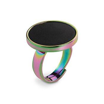 Luna Rainbow Ring