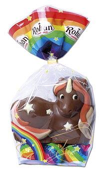 Enhörning mjölkchoklad 6 st 350 gr