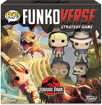 Funko POP! Funkoverse Jurassic Park - 100 Base