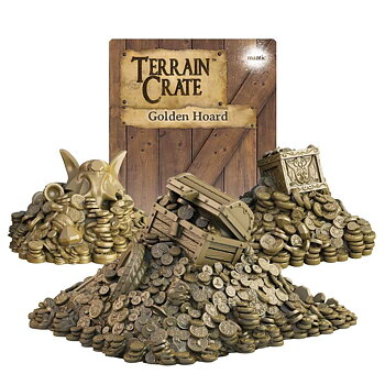 Terrain Crate: Golden Hoard