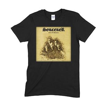 Sorcerer - T-shirt, Gates of Babylon