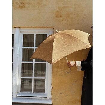 barn paraply - blombukett dijon