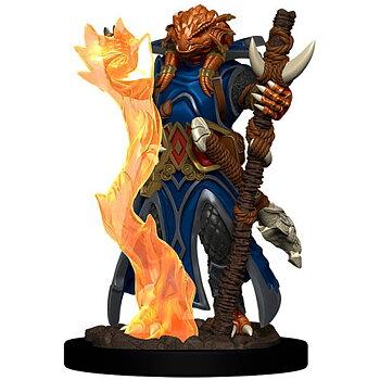 D&D Premium Painted Figure: Female Dragonborn Sorcerer