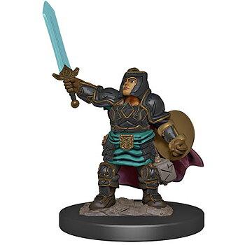 D&D Premium Painted Figure: Female Dwarf Paladin