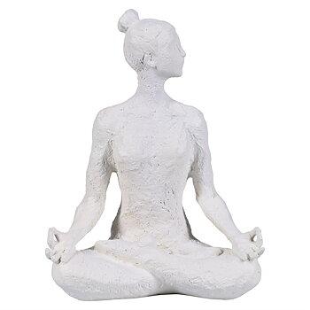 Yoga Etenia, vit H.23.5cm