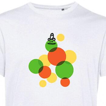 RETROSCART T-shirt Eko