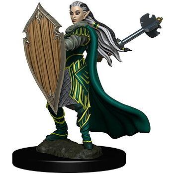 D&D Premium Painted Figure: Female Elf Paladin