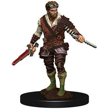 D&D Premium Painted Figure: Male Human Rogue