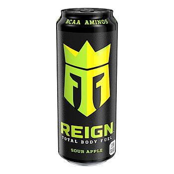 REIGN - SOUR APPLE ENERGIDRYCK 500ml