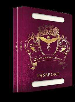 Passport Set (PRE-ORDER)
