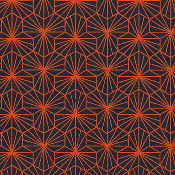 Alienor, Indigo Orange