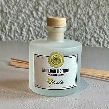 Doftpinnar Mullbär & Citrus - Yvelis