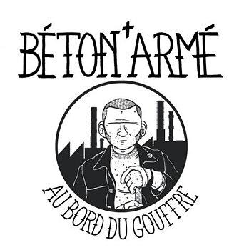 Beton Arme - Au Bord Du Gouffre - EP (Second press)