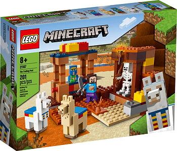 Lego Minecraft 21167