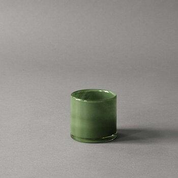 Tell Me More Ljuslykta Lyric XS - Dark green