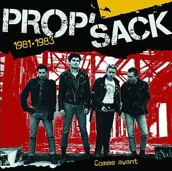 Prop Sack - Comme avant - LP