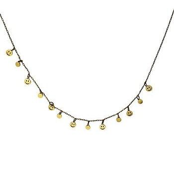 Halsband hysterica guld