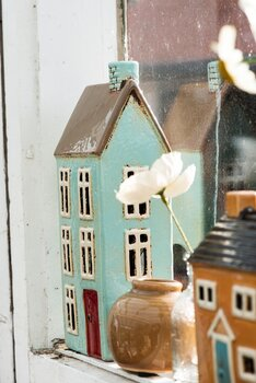 Hus till värmeljus_ Nyhavn 7