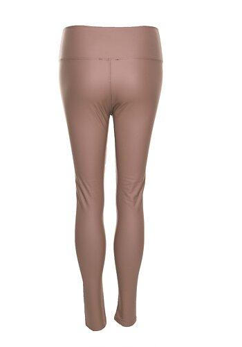 Leggings | Beige wax