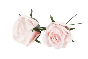 Tygros 1 st, pale pink 6 cm