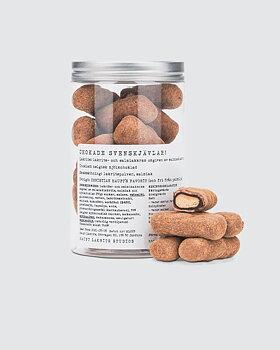 Svenskjävlar! - Chokladdoppad lakrits