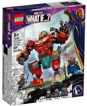 Lego Marvel 76194
