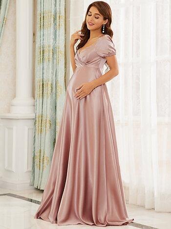 Charmouse balklänning för gravida
