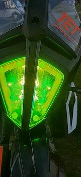 Gult glas till KTM 890-990