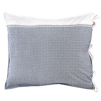 Pillow Case Destiny White/Navy