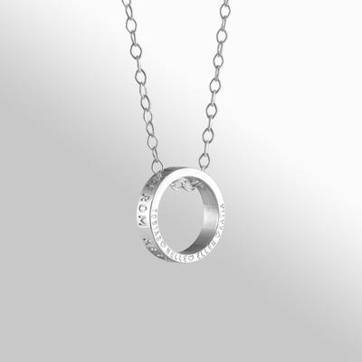 Cirkel 21mm - Eternity