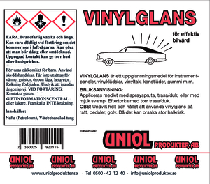 Vinylglans 1 Liter