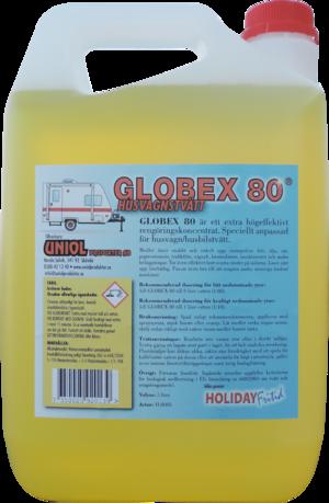 Globex 80 Husvagnstvätt 5 liter