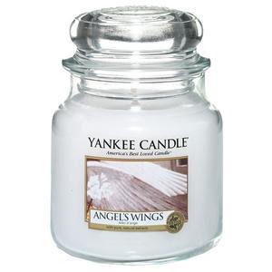 Angel´s Wings, Medium Jar, Yankee Candle