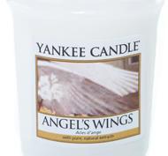 Angel´s Wings, Votivljus / Samplers, Yankee Candle
