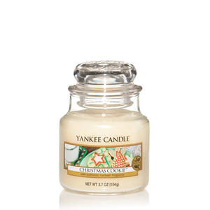 Christmas Cookie, Small jar, Yankee Candle
