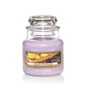 Lemon Lavender, Small Jar, Yankee Candle
