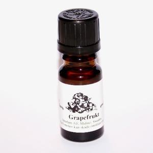 Grapefrukt, parfymolja