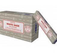 White Sage, Satya, 15 g, rökelse