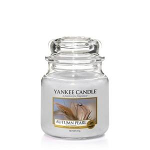 Autumn Pearl, Medium Jar, Yankee Candle