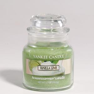 Vanilla Lime, Small jar, Yankee Candle