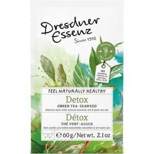Detox, Green Tea & Seaweed, Dresdner Essenz, Badpulver