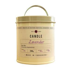 Doftljus i burk, Lavendel