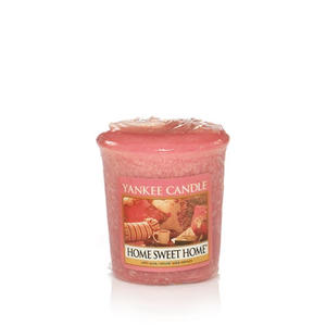 Home Sweet Home, Votivljus samplers, Yankee Candle