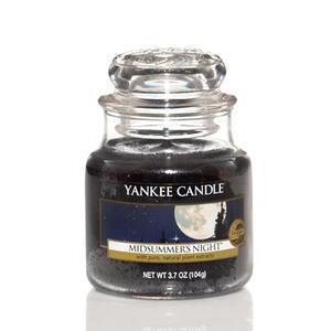 Midsummers Night, Small Jar, Yankee Candle