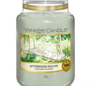 Afternoon Escape, Large Jar, Yankee Candle