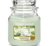 Afternoon Escape,  Medium Jar, Yankee Candle