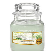 Afternoon Escape,  Small Jar, Yankee Candle